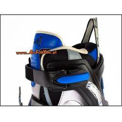 Łyżwy hokejowe Signa Grey/Blue