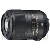 Nikon AF-S 85mm f/3,5 G ED VR DX Micro (silnik) - produkt w magazynie - szybka wysyłka!
