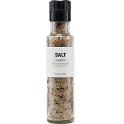 Sól z grzybami w butelce z młynkiem Nicolas Vahe, NVSS1020