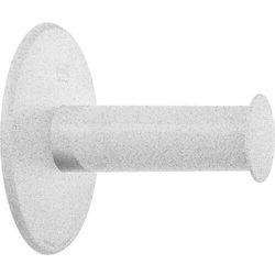 Wieszak na papier toaletowy plug'n roll organic szary