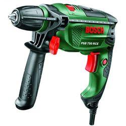 Bosch PSB 750 RCE do wiercenia