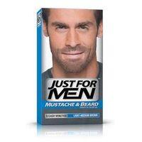 Just for men  m-30 jasny-średni brąz odsiwiacz, żel broda,wąsy,baki