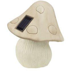 Eglo 47104 - lampa solarna grzyb 2xled/0,015w beżowy (9002759471040)