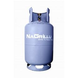 Butla gazowa NaGrillu lekka 11 KG Propan   Pusta (5907438300076)