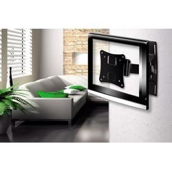Uchwyt Hama LCD/LED, VESA 100X100 FULLMOTION XS, 1 ramię z kategorii Uchwyty i ramiona do TV
