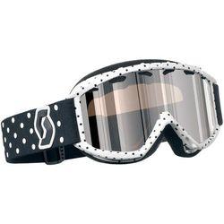 Scott Gogle  aura rockette white (black chrome), kategoria: kaski i gogle