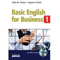 Basic English for Business. Część 1 + CD (9788375610901)
