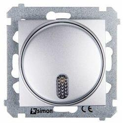 Kontakt simon Simon 54 dzwonek elektroniczny (moduł) 230v~; srebrny mat dds1.01/43 wmdd-010xxk-043