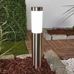 Aleeza - lampa solarna led z grotem ziemnym marki Lindby