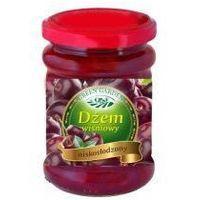 Dżem wiśniowy niskosłodzony Green Garden 280 g, towar z kategorii: Dżemy i konfitury
