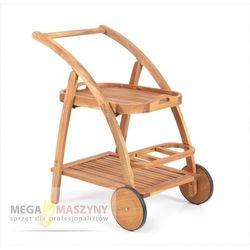 Hecht wózek do serwowania dań s trolley
