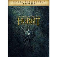 Hobbit: bitwa pięciu armii. wydanie rozszerzone (5dvd) marki Galapagos