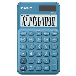 Kalkulator CASIO SL-310UC-BU Niebieki, SL-310UC-BU-S