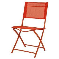 Blooma Krzesło składane  saba pomarańczowe