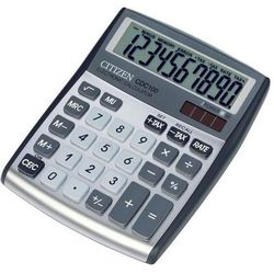 Kalkulator CITIZEN CDC-100WB Srebrny