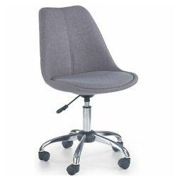 Fotel obrotowy Raxan - popielaty, V-CH-COCO_4-FOT-J.POPIEL