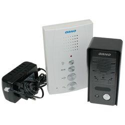 Zestaw domofonowy jednorodzinny, bezsłuch. ELUVIO, OR-DOM-RE-914, OR-DOM-RE-914