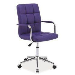 krzesło dziecięce Q-022 FIOLETOWY