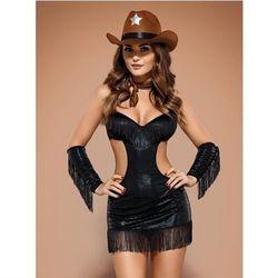 Sheriffia kostium S/M z kategorii Kostiumy erotyczne
