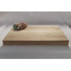 Deska drewniana gruba H4 500x350x40 mm | JANPOL, 110-50354