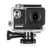 Zewnętrzna kamera  action x7 mira czarna, marki Lamax