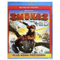 Jak wytresować smoka 2 Blu-ray 3D