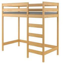 Łóżko dziecięce antresola Luki Plus 160x70