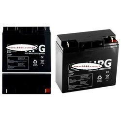 Akumulator BL12180 18.0Ah 216.0Wh Pb 12.0V 166x181x76mm M5x10 z kategorii Akumulatory żelowe AGM