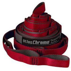 Pas mocujący hamak atlas chroma red/charcoal marki Eno