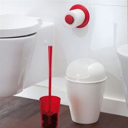 Wieszak na papier toaletowy Plug n Roll Koziol z kategorii Uchwyty na papier toaletowy