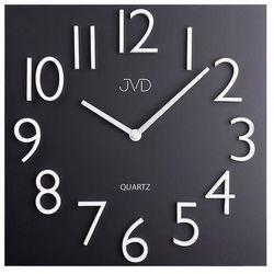 Jvd Zegar ścienny  hb16 magnetyczne cyfry (8592818057410)