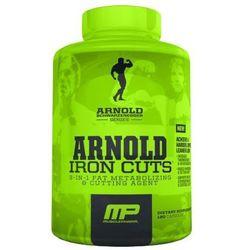 MP ARNOLD Iron Cuts - 90caps. - oferta (750fd8a49fc36715)