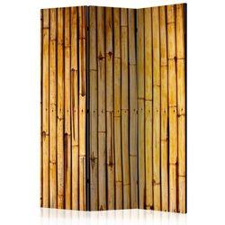 Parawan do mieszkania 3-częściowy - Bambusowy ogród 135 szer. 172 wys.