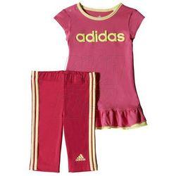 Komplet adidas Girls Dress Set Kids S21461