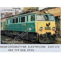 Elektrowóz EU07-314 typ 303E Piko 96369 - produkt z kategorii- Kolejki i akcesoria