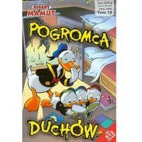 Gigant Mamut 18 Pogromca duchów (9788323777403)