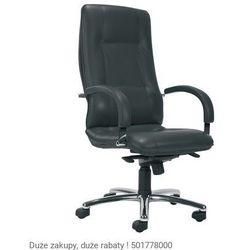 Fotel biurowy Star steel04 chrome z mechanizmem Multiblock Nowy Styl, 813