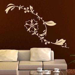 Deco-strefa – dekoracje w dobrym stylu Kwiaty 42 szablon malarski