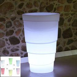 Zig donica podświetlana led rgb multikolor marki Ledart