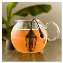 Zaparzacz do herbaty hangtea duży, czarny marki Adhoc