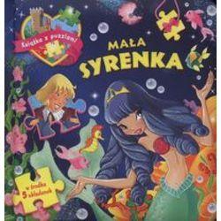Mała syrenka Książka z puzzlami - Wysyłka od 3,99 - porównuj ceny z wysyłką (kategoria: Fantastyka i sc