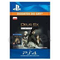 Deus Ex: Rozłam Ludzkości - Dziura w Systemie DLC [kod aktywacyjny]