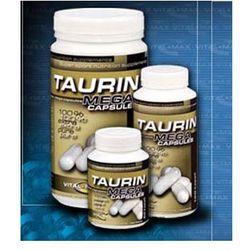 VitalMax Tauryna Mega Capsules - 120 kaps z kategorii Odżywki zwiększające masę