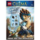 Lego Chima. Lwy i Orły (+ figurka) (LNC-201) Praca zbiorowa
