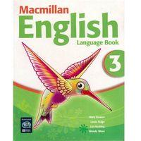 Macmillan English 3 Language Book, Macmillan
