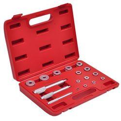 vidaXL Zestaw kluczy do tulei 17 elementów (8718475826637)