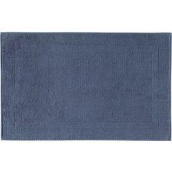 Dywanik łazienkowy modern 50 x 80 cm szaroniebieski (4056735064523)