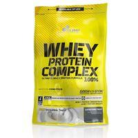 Izolat białka whey protein complex 100% 700g ice coffe  (: ) marki Olimp
