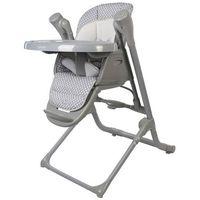 Sun baby Krzesełko huśtawka lullaby szare  b03.005.1.2 (5908446781581)