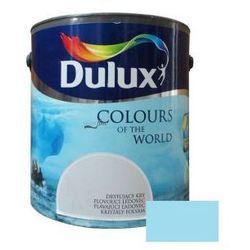 Akzonobel Emulsja dulux kolory świata 2,5l antarktyda - błękity i szarości